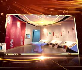 花桥红色主题展馆