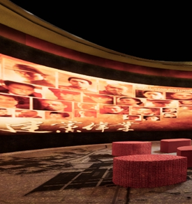 临港协同创新区红色主题展厅