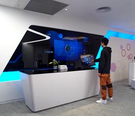 联想未来展厅