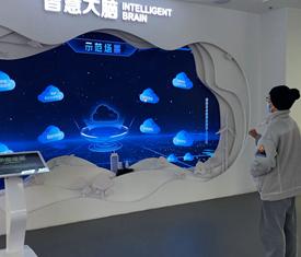 南京农高区规划展示馆