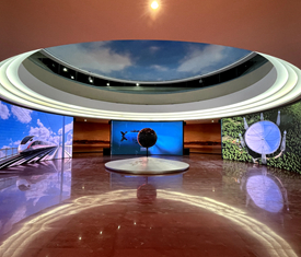 原子城纪念馆展示设计